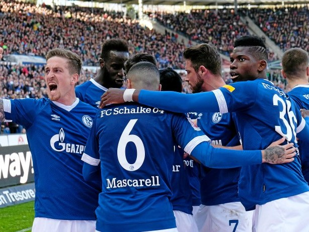 1. Bundesliga: Borussia Mönchengladbach gegen den FC Schalke 04 live im TV