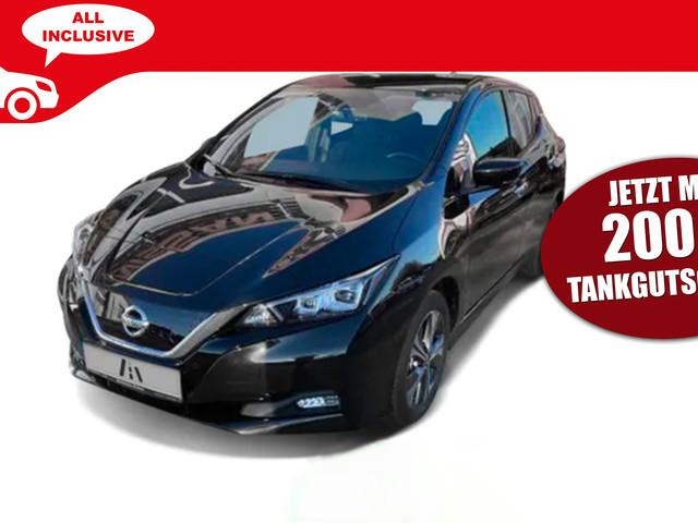 Nissan Leaf e+ (2021): mieten, Auto-Abo, Preis, günstig Nissan Leaf ohne Verpflichtungen drei Monate mieten
