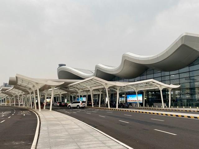 Nanjing: Mehr als 200 Corona-Infizierte nach Ausbruch an Flughafen