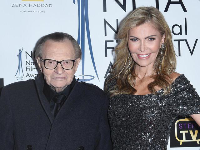 Larry King lässt sich scheiden – zum achten Mal