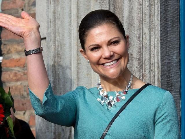 Schwedens Kronprinzessin Victoria 44 Jahre alt geworden