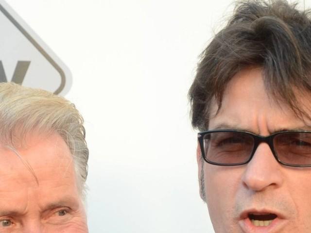 """Charlie Sheen: Martin Sheen: """"Es ist ein Wunder, dass Charlie gesund ist"""""""