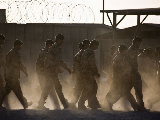 Vor Abzug aus Afghanistan: Bundeswehr-Helfer wollen nach Deutschland