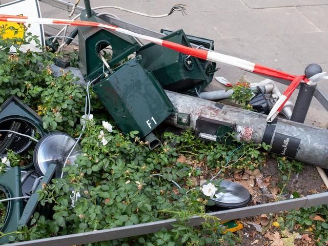 SUV-Unfall in Berlin - womöglich Parallelen zu Kollision 2011