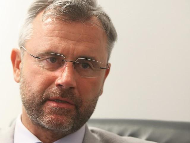 Hofer kritisiert Hissen der israelischen Fahne in Wien