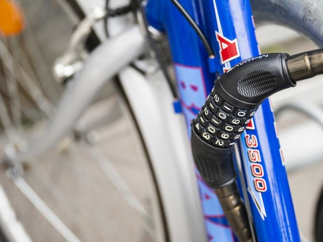 Wien-Brigittenau: Zeugen verhinderten Fahrraddiebstahl