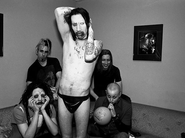 Daisy Berkowitz (Marilyn Manson) ist tot