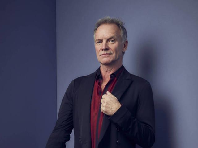 """Sting im Interview: """"Jetzt kommen Greta Thunberg und die nächste Generation"""""""