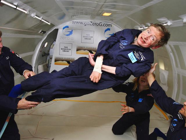 R.I.P Stephen Hawking: Ein Schöpfergott ist überflüssig!