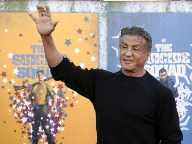 Schauspieler: Erinnerungsstücke von Sylvester Stallone werden versteigert