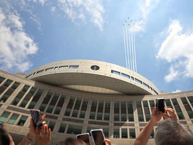 Tokio 2021 Eröffnungsfeier: Die Olympischen Spiele werden eröffnet