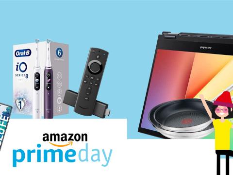 Amazon Prime Day 2021: Heute und morgen Samsung Galaxy S20FE und vieles mehr im Angebot