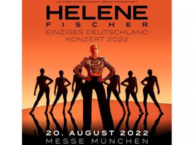 HELENE FISCHER – BACK ON STAGE