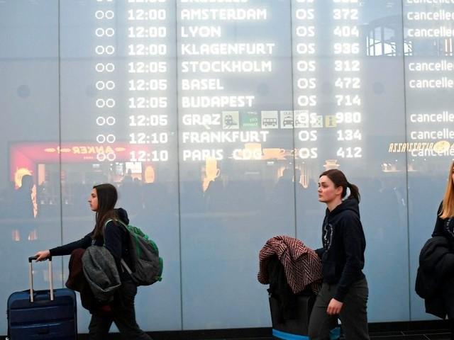 Drehkreuz - Flughafen Wien knackte am letzten Tag des Jahres 27-Millionen-Marke