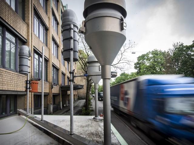 Wegen heißem Sommer in Stuttgart: Wieder mehr Schadstoffe am Neckartor
