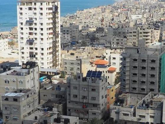Sorgen und Sehnsucht: Flüchtlinge im Gazastreifen