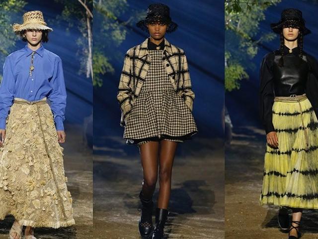 Die Glanzlichter und Tiefpunkte der Paris Fashion Week SS2020