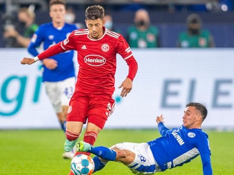 2. Liga: Fortuna Düsseldorf monatelang ohne Angreifer Kownacki