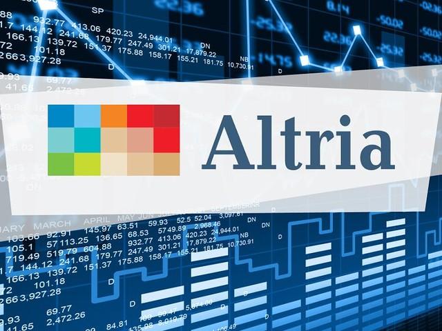 Altria-Aktie Aktuell - Altria mit Kursverlusten von 0,6 Prozent