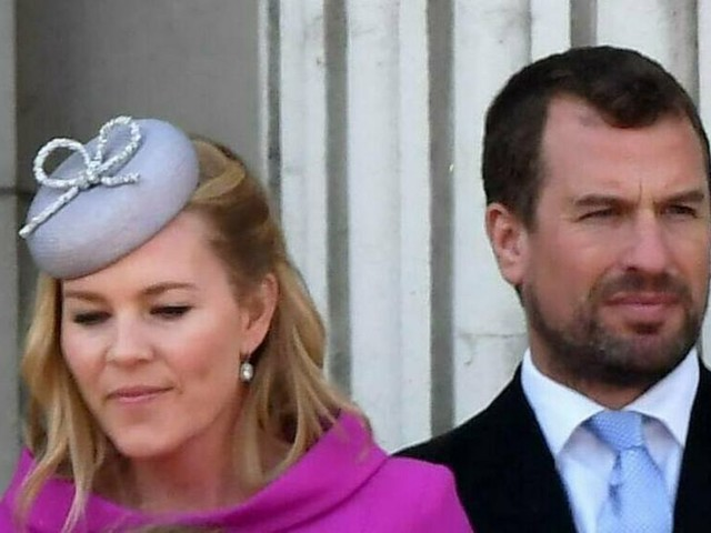 Peter Phillips: Queen-Enkel einigt sich in Scheidung
