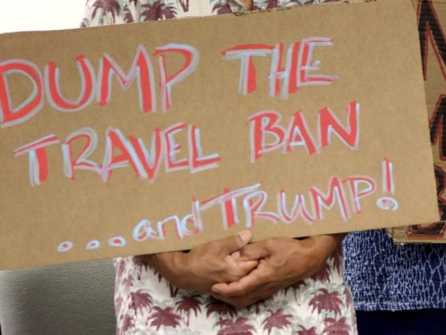 Richter in Hawaii blockiert Trumps jüngstes Einreiseverbot
