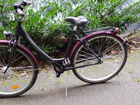 28 er dammen Alu fahrrad in Bremen