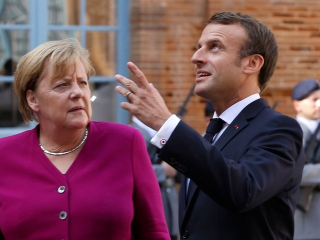 Merkel und Macron sind sich einig bei Regeln für Waffenexporte