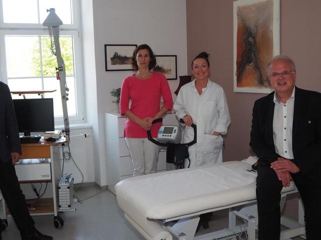 Ordination in Hollenburg wieder mit praktischer Ärztin besetzt