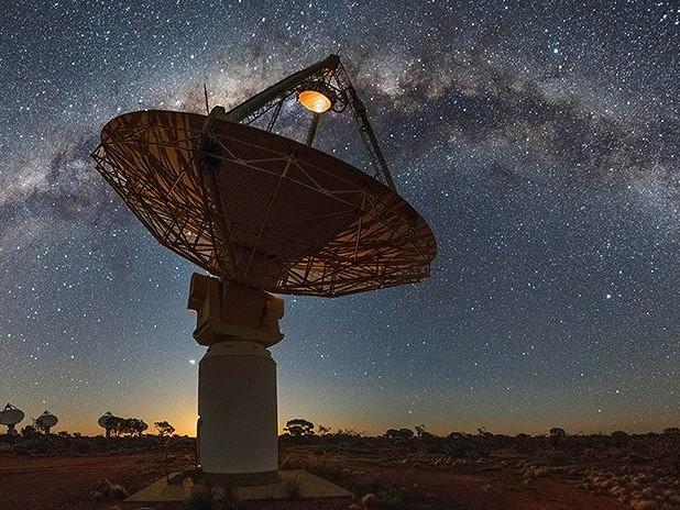 Rätsel um kosmische Radio-Objekte