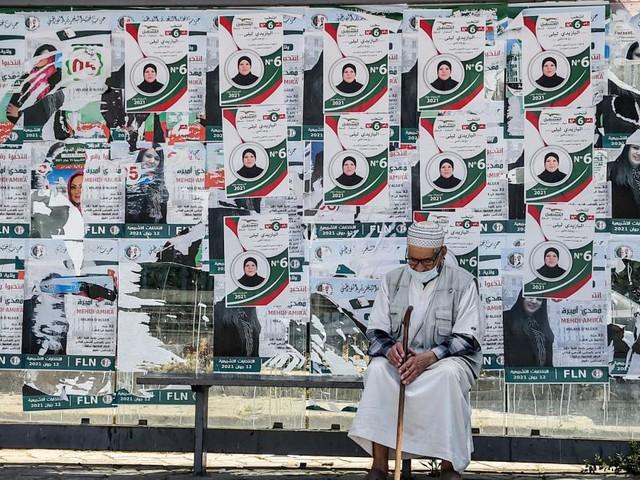 Regierungspartei gewann Parlamentswahl in Algerien