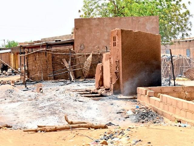 Armee tötet mutmaßliche Terroristen nach Massaker in Burkina Faso