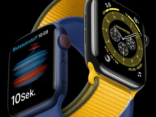 Apple Watch Series 7: Detail-Vergleich offenbart minimale Neuerungen