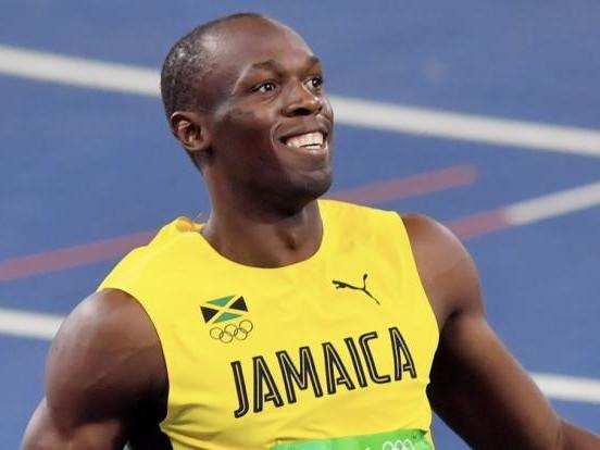 Baby: Usain Bolt zeigt sein Baby: So heißt die Kleine