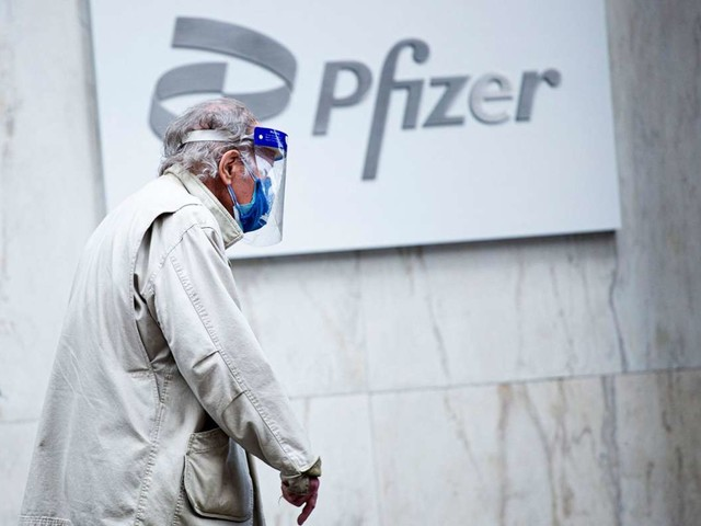 EU-Arzneimittelbehörde: EMA prüft Booster-Impfung von Pfizer