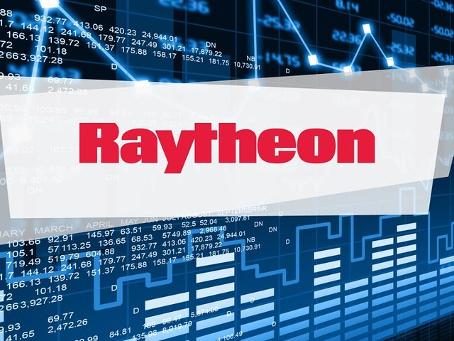 Raytheon-Aktie Aktuell - Raytheon gewinnt 0,8 Prozent