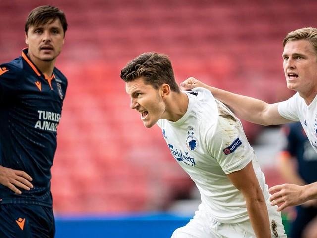 FC Kopenhagen besiegt Basaksehir deutlich und zieht ins Viertelfinale ein