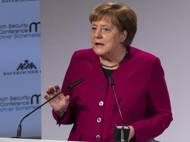 Merkel fordert China zu Gesprächen über Rüstungskontrolle auf