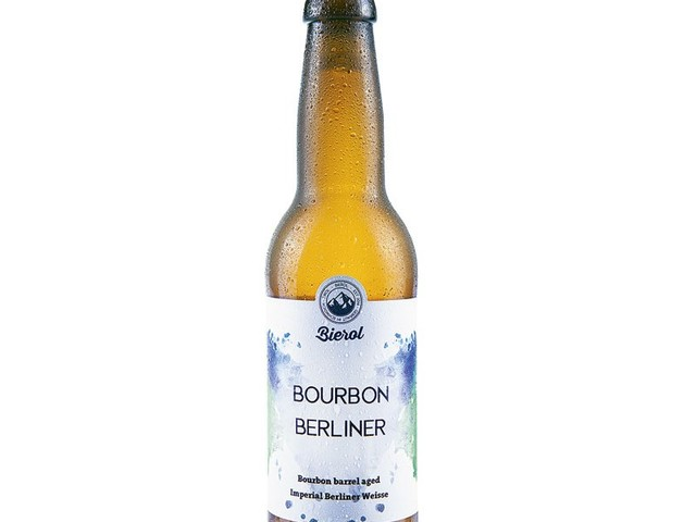 Minibar: Bourbon Berliner bei Bierol