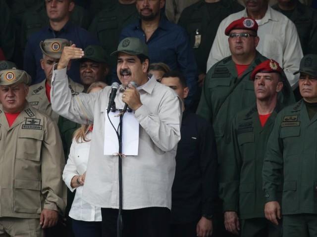 Machtkampf in Venezuela: General ruft zu Aufstand gegen Maduro auf