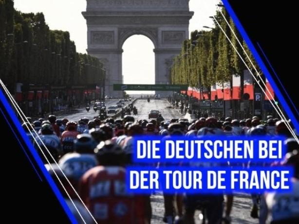 Tour de France: Buchmann, Greipel und Co. im Check