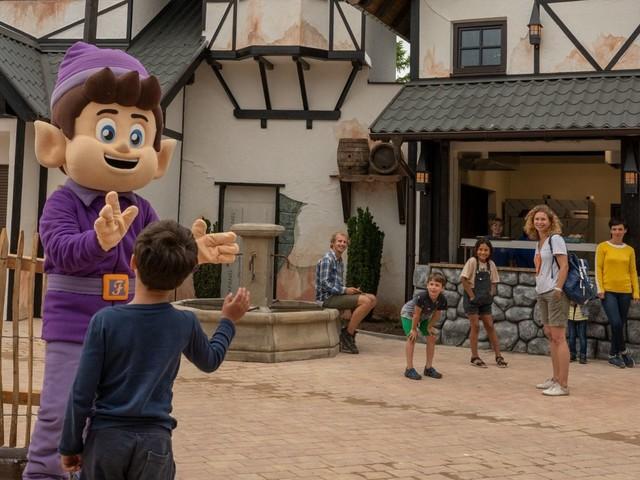 """""""Das Magische Dorf"""" in Fantasiana ist eröffnet: Das bietet die größte Investition der Parkgeschichte!"""