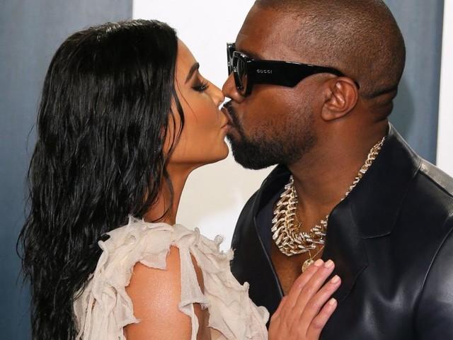 Liebes-Comeback? Kardashian in Hochzeitskleid bei Kanye West-Show
