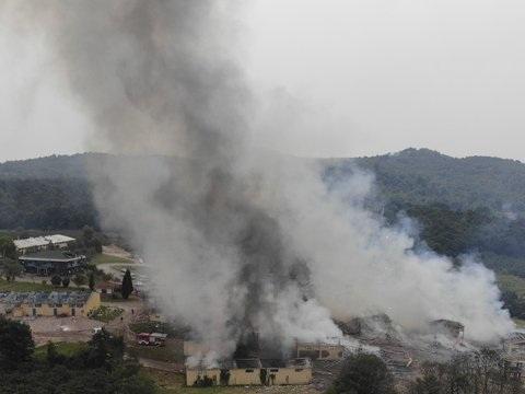 Viele Verletzte: Tote nach Explosionen in türkischer Feuerwerksfabrik