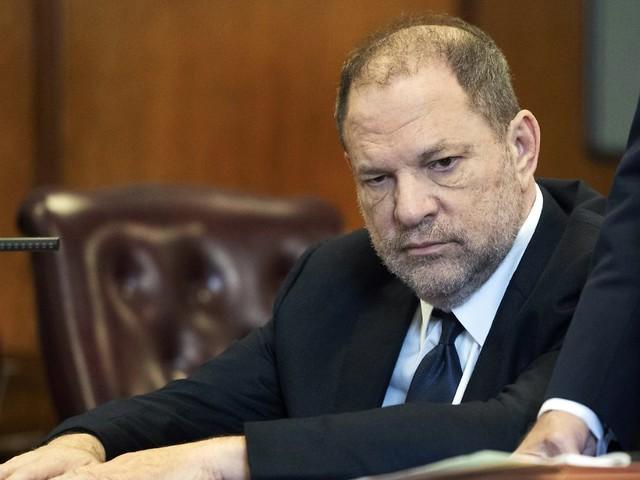 Prozess wegen Sexualverbrechen: Weinstein scheitert mit Einstellungsanträgen