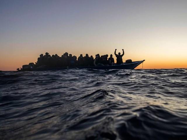 UN: Migrantenboot vor Libyen gekentert - Mutmaßlich mindestens 57 Tote