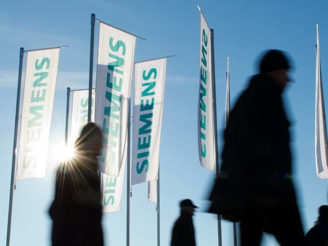 Industriekonzern: Siemens streicht in Deutschland weniger Stellen als geplant