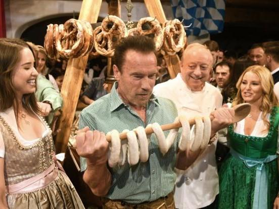Arnold Schwarzenegger privat: Mit Freundin Heather und Esel Lulu! So lebt Arnie heute