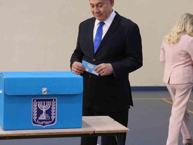 Erste Prognose nach der Wahl: In Israel läuft alles auf ein Patt hinaus