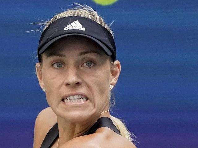 Klare Niederlage gegen Teichmann: Kerber von der Rolle Erstrundenaus in Ostrau