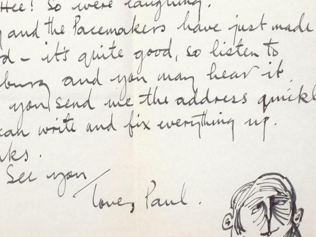 Hohe Erlöse bei Auktion von Beatles-Erinnerungen